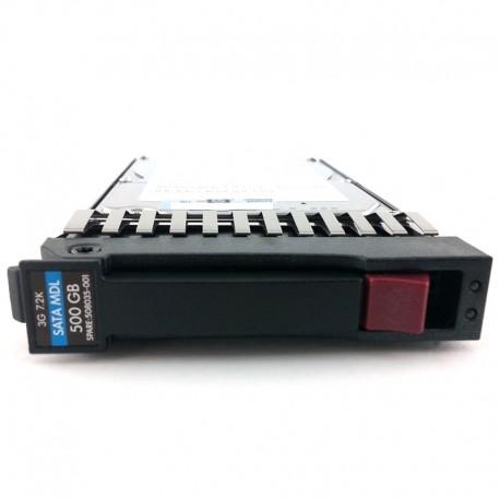 HP 500-GB 3G 7.2K 2.5 MDL SATA HDD