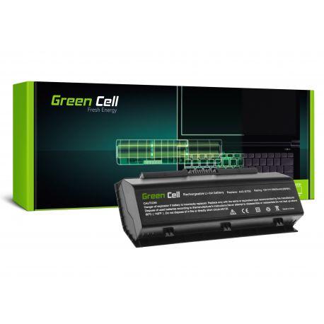 Green Cell A42-G750 Bateria compativel Asus G750 G750J G750JH G750JM G750JS G750JW G750JX G750JZ - 15V 5900mAh (AS135)