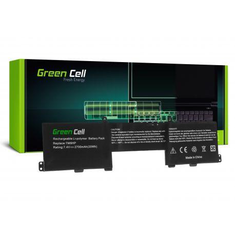 Green Cell Bateria TM9HP para Dell Latitude 13 7350 (do stacji bazowej z klawiatura) (DE131)