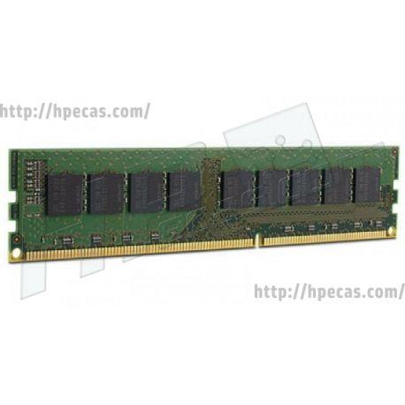 Memória HP 4GB Dual Rank X8 PC3-12800E DDR3 ECC (669322-B21) (C)