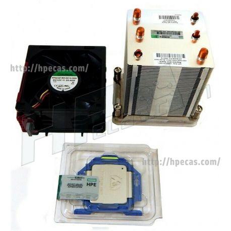 KIT HPE INTEL Xeon E5-2620V3, Dissipador e Ventoinha KIT Proliant ML350 G9 (726658-B21)
