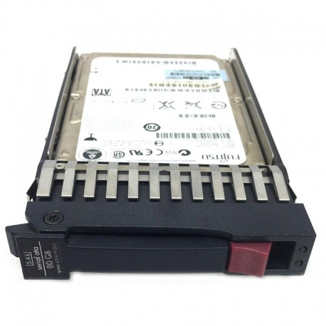 """431785-B21 HP 80GB 1.5GB/s 5.4K rpm 2.5"""" SFF SATA HP SW HDD"""