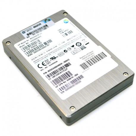 """636623-B21 HP 200GB 3GB/s 2.5"""" SFF SATA QR MLC SSD"""