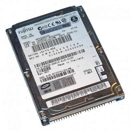 """354052-B21 HP 60GB 5.4K rpm 2.5"""" SFF ATA-100 EIDE NHP HDD"""
