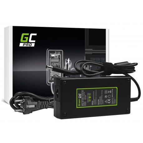 Green Cell PRO Carregador  AC Adapter para Dell Precision M4600 M4700 M6600 M6700 Dell Alienware 17 M17x  19.5V 10.8A 210W  7.4 x 5.0mm (AD109P)