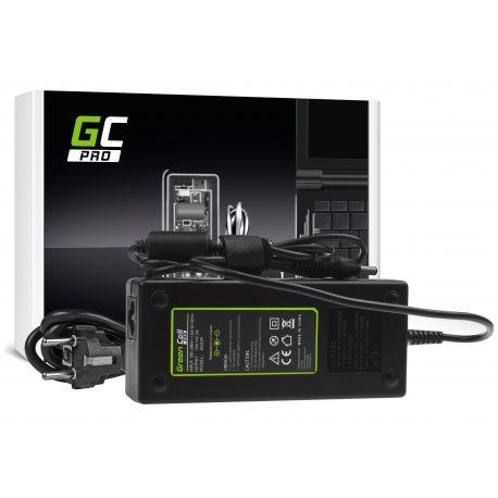 Green Cell PRO Carregador AC Adapter para Asus G56 G60 K73 K73S K73SD K73SV F750 X750 MSI GE70 GT780 19V 6.3A 120W (AD22P)