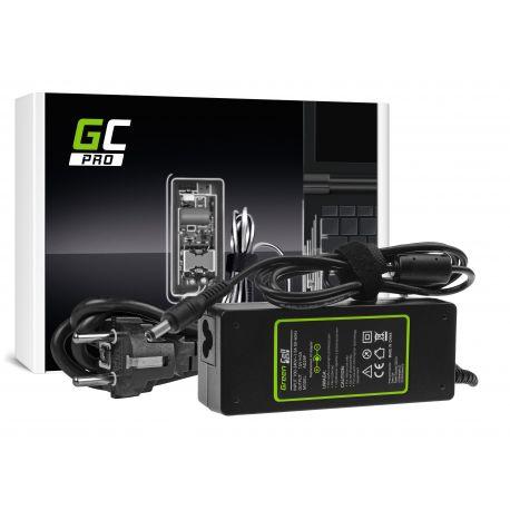 Green Cell PRO Carregador  AC Adapter para Toshiba Tecra A10 A11 M11 Satellite A100 P100 Pro S500 15V 5A 75W 6.3 * 3.0 (AD29P)