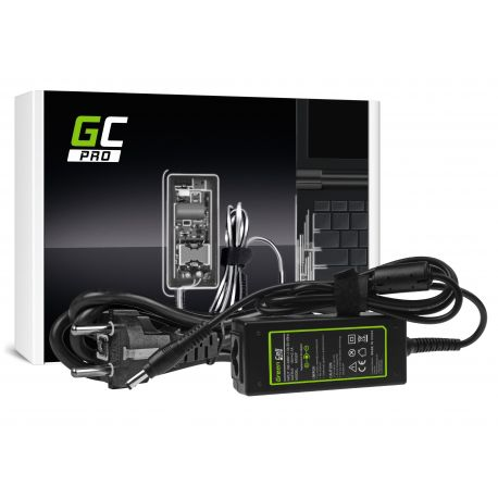 Green Cell PRO Carregador AC Adapter para MSI Wind U90 U100 U110 U120 U130 U135 U270 19V 2.1A 40W (AD52P)