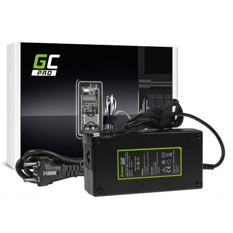 Green Cell PRO Carregador AC Adapter para Asus G550 G551 G73 N751 MSI GE60 GE62 GE70 GP60 GP70 GS70 PE60 PE70 19.5V 7.7A 150W (AD56P)