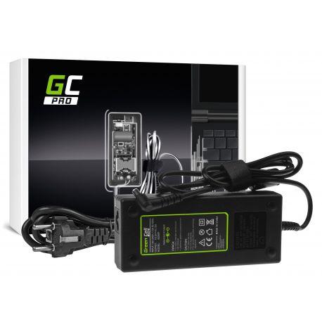 Carregador Green Cell PRO 120W 19.5V 6.15A do Sony Vaio PCG-81112M VGN-AR61S VGN-AR71S VGN-AW31S VPCF11S1E (AD90P)