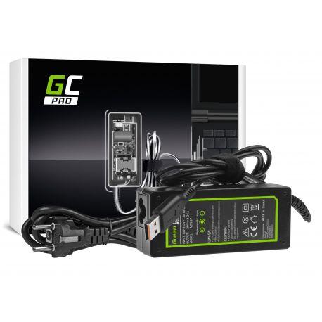 Green Cell PRO Carregador  AC Adapter para Lenovo Yoga 4 Pro 700-14ISK 900-13ISK 900-13ISK2 20V 3.25A 65W (AD98P)