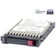 "HPE 600GB 10K 6Gb/s DP SAS 2.5"" SFF HP ENT 512n for EVA M6625 ST HDD (613922-001, AW611A) R"