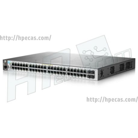 HPE Aruba 2530 48G PoE+ Switch (J9772A) N