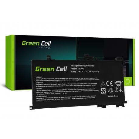 Green Cell Bateria TE04XL para HP Omen 15-AX 15-AX052NW 15-AX204NW 15-AX205NW 15-AX212NW 15-AX213NW Pavilion 15-BC050NW (HP156)