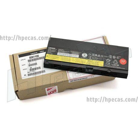 Lenovo Bateria Original 77 4-cell 15.2V 4.35Ah 66Wh (00NY490, 00NY491, SB10H45075, SB10H45076) N