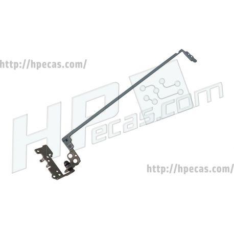 Dobradiça Esquerda HP 15-BS, 15-BW, 15-RA, 15-RB, 250 G6 séries (928628-001, AM204000500) N
