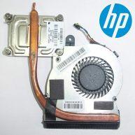 Dissipador e Ventoinha HP Probook 4340 série (683861-001)