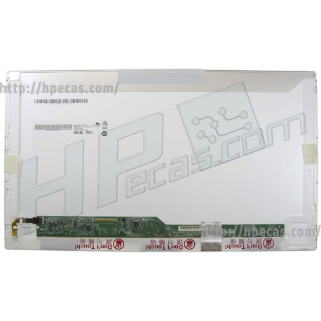 "LCD 15.6"" 1366x768 WXGA HD Matte TN WLED 40-Pinos BL LVDS Flat (LCD034M) N"
