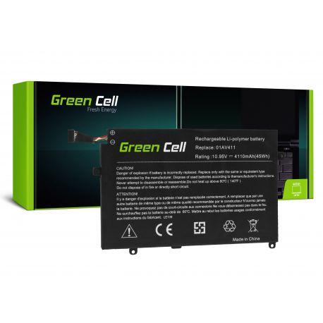 Portatil Bateria Green Cell 01AV411 01AV412 01AV413 para Lenovo ThinkPad E470 E475 (LE139)