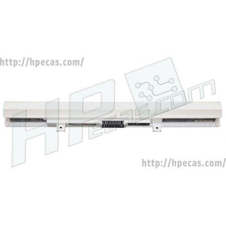 Bateria TOSHIBA Original Branca de 4 células 14.8V 45Wh 2.80Ah (P000602630, P000602640, P000616140, P000616150, P000697490) N