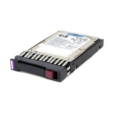 "606020-001 1TB 2.5"" Serial Attached SCSI (SAS) SFF 6G Dual Port Hot-Plug 7.2K Hard Drive"