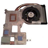 Dissipador e Ventoinha HP Compaq Presario CQ60 série (495373-001)