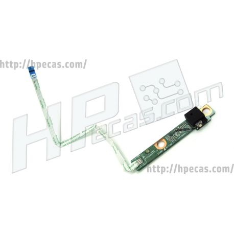 HP PCBA Power Button BD Rover 1.X (728063-001, 734067-001, DA0QI2PB6C0, DAOQI2PB6CO) N