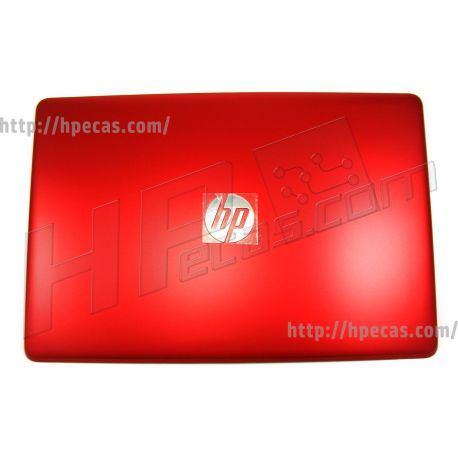 HP 15-BS, 15-BW LCD Back Cover Empress Red (926293-001, L04561-001) N