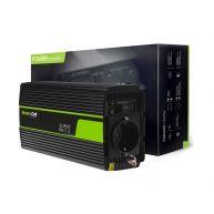 Green Cell  Voltage Car Inverter 12V to 230V, 500W/1000W (INV03DE)
