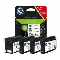 HP 950XL/951XL Combo Pack OfficeJet Pro 251/276/8100/8600/8610/8620 (C2P43AE)