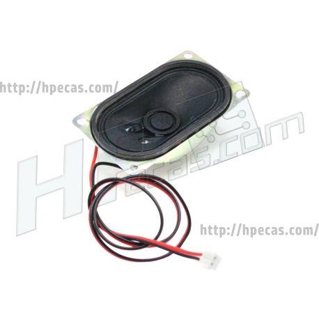 HP Speaker 40x70mm oval speaker 4ohm 1.5Watt (581577-001) N