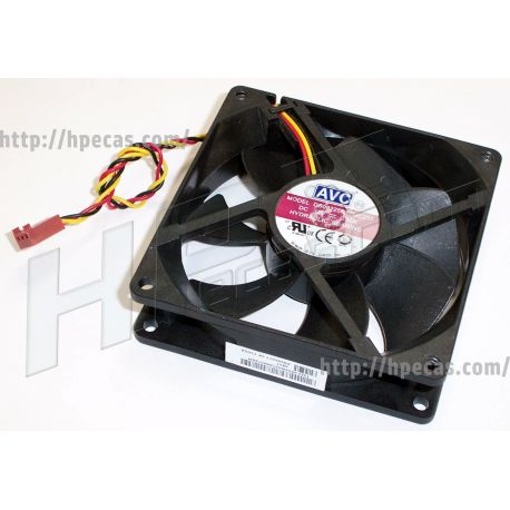 HP System Cooling Fan 92x92x25mm (5188-3722, 614490-001, DS09225R12MC018) R