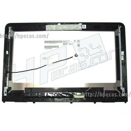 "HP STREAM 11-AA, 11-AB, 11-AG LCD Kit 11.6"" + Bezel Touch Screen (906792-001, 913935-001) N"