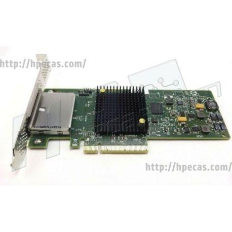 HPE H221 PCIE 3.0 SAS HBA (738191-001) N