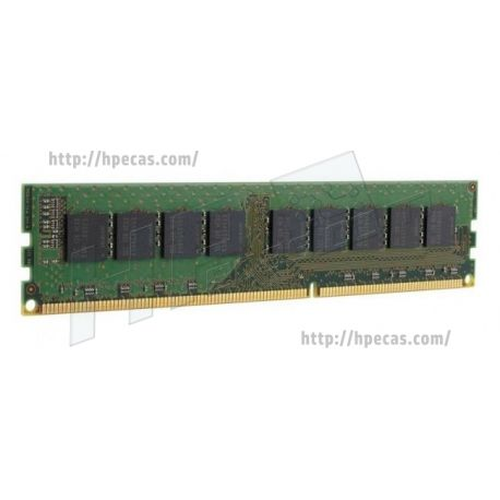 Memória HP 4GB (1x 4GB) 1Rx8 PC3L-12800E DDR3-1600 ECC CL11 1.35V (821223-081, 823810-001) R