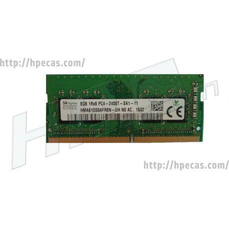 Memória Compatível 8GB 1Rx4 PC4-19200T DDR4-2400 1.20V Sodimm