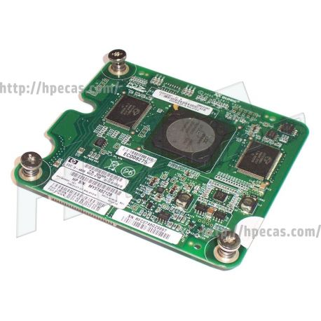 HPE Qlogic QMH2462 4GB Fibre Channel Host Bus Adapter for C-Class BladeSystem (403619-B21, 404986-001, 405920-001) R
