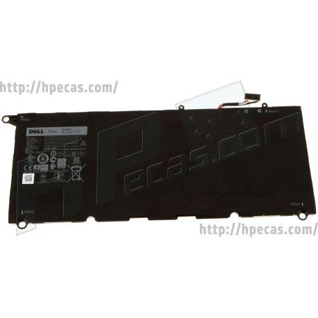 Bateria DELL PW23Y Original de 4 células 7.6V 60Wh 8085mAh (0JWT1K, JWT1K, 0PW23Y, PW23Y, 0RNP72, RNP72, 0TP1GT, TP1GT, 451-BBXF) N
