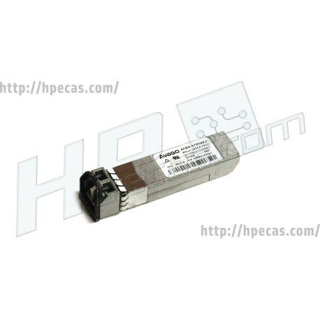 Foxconn Fiber Optic Transceiver Module Ethernet 4.25Gbps 850nm 3.3V LC Duplex Pluggable, SFP (AFBR-57R5AEZ)