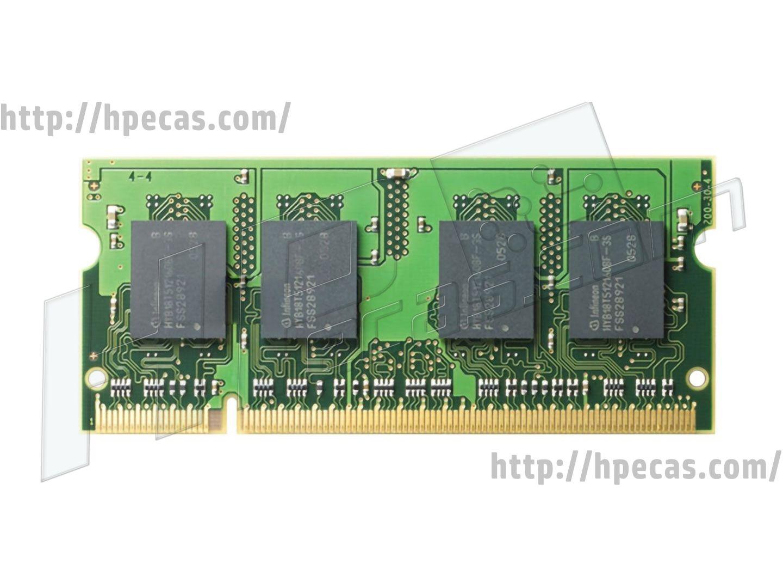 Memória Compatível 4gb Pc2 6400 Sodimm Ddr2 800mhz Pc3 10600 Single Rank C Hpecas Com