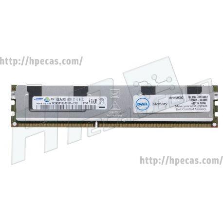 Memória DELL 8GB DDR3/1066MHz PC3-8500 REG ECC RDIMM (H132M) R