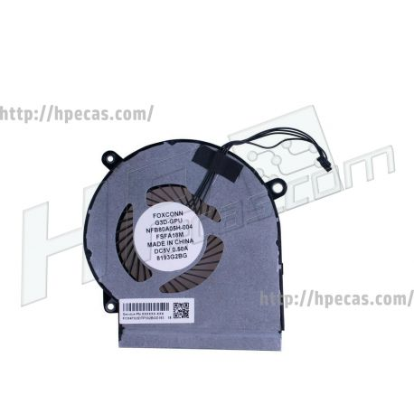 HP OMEN 15-DC Fan Left N17p (G3D-GPU, L30203-001, NFB80A05H-004) N