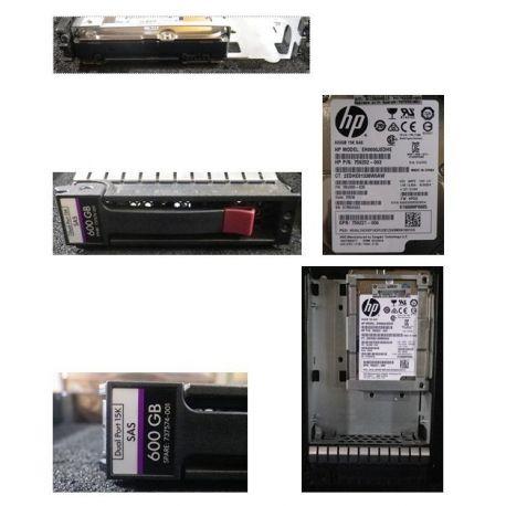 "Hpe Hdd 600gb 15k Sas 3.5"" 12g Lff Ent Dp (737574-001)"