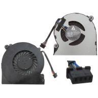 HP EliteBook 720 G1, 725 G2, 820 G1, 820 G2 Laptop Fan (730547-001, 780895-001) N