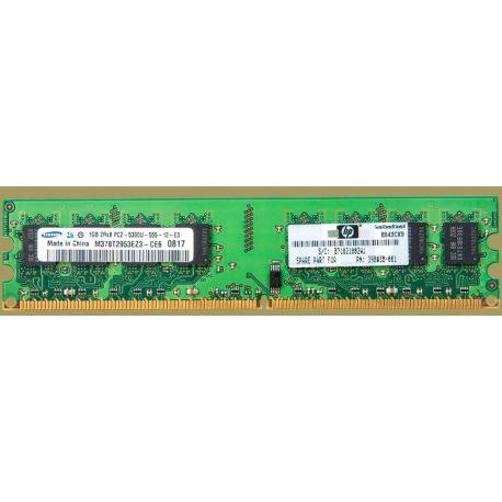 398038-001 Memoria HP 1GB PC2-5300 667MHZ CL5 DDR2 NonECC