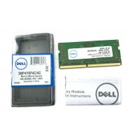 DELL 4GB (1x4GB) Single Rank PC4-2400T CL17 NECC 1.2V UDIMM 288-pin STD (04YRP4, 4YRP4, 0DH73P, DH73P, 370-ADFR, A9210946, SNP4YRP4C/4G) N