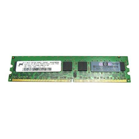 459932-001 - 1GB, PC2-6400, DDR-2 ECC SDRAM Dual in-line Memory Module (DIMM)