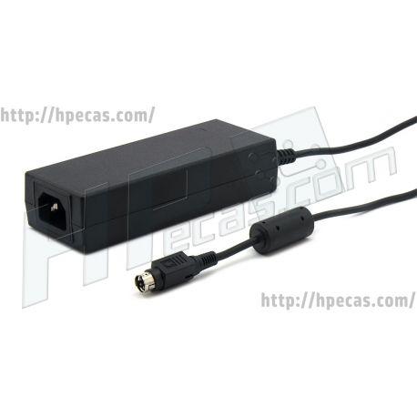 Transformador Compatível 12V 6.67A Ficha DIN 4-pinos (EA10721A-120)