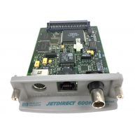 HP JetDirect 600n EIO 10Base-T, 10BASE-2, and LocalTalk Print Server (J3111-60002, J3111-61001, J3111-69001, J3111A) R