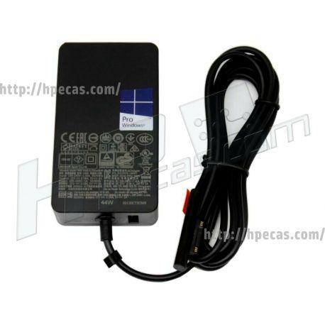 Carregador Original Surface (1800) 44W 15V 2.58A Additional USB 2.0 Port: 5V 1A